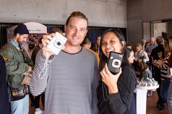 Fujifilm instax mini LiPlay launch photo 17