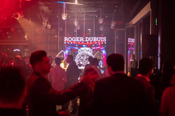 Roger Dubuis Huracan Launch photo 32