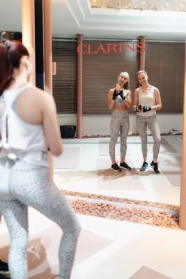 Clairns Extra-Firming Neck & Décolleté́ Launch photo 11