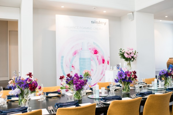 Sisley Paris Lunch photo 21