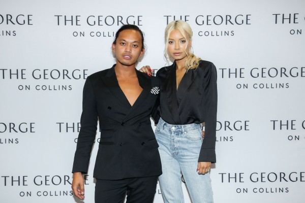 Khanh Ong x The George on Collins Launch Event photo 3