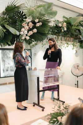 BIOSSANCE LAUNCH WITH SPECIAL GUEST JONATHAN VAN NESS photo 17