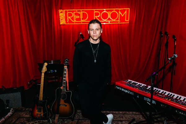 Nova's Red Room with Conrad Sewell photo 1