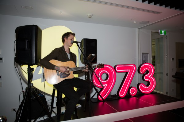 ARN Brisbane's new studio launch party photo 4