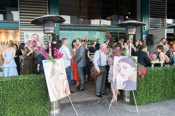 JAN LOGAN INTRODUCES FACE OF 2018 AMAVI COLLECTION, TIARNIE COUPLAND WITH INTIMATE COCKTAIL PARTY photo 9