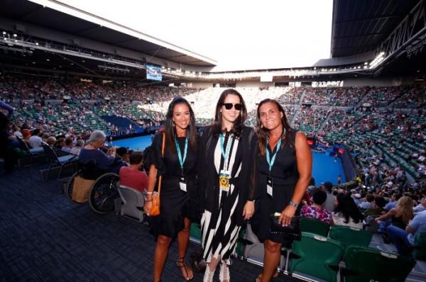 Australian Open Round 4  photo 3