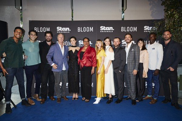 World Premiere of Stan Original Series BLOOM photo 11