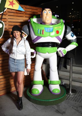 Pixar Putt Sydney launch photo 5