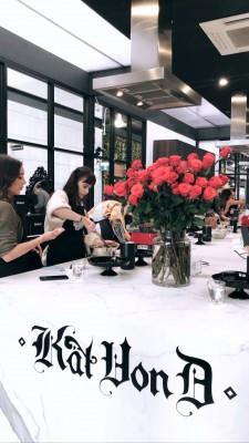 Kat Von D Beauty Cake Pencil Launch photo 2