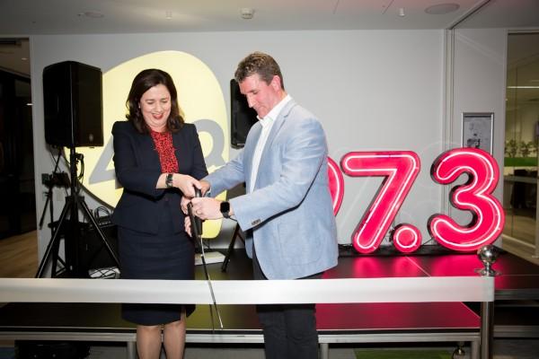 ARN Brisbane's new studio launch party photo 6