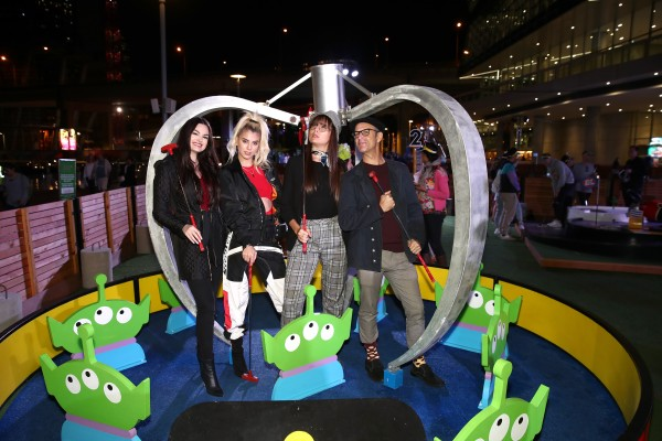 Pixar Putt Sydney launch photo 16