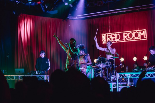 Nova's Red Room ARIA Week with PNAU photo 5