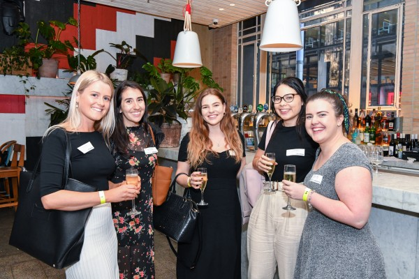 PRinks Networking Event with MediaConnect (PRIA NSW Young Guns) photo 26