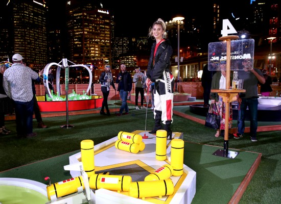 Pixar Putt Sydney launch photo 17
