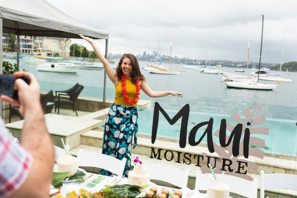 MAUI MOISTURE HAIRCARE HAWAIIAN HARBOURSIDE BREAKFAST  photo 5