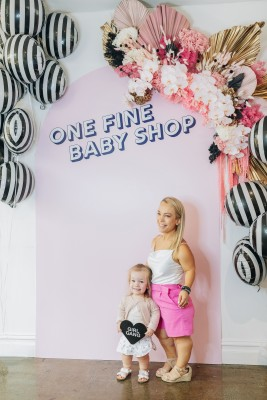 One Fine Baby Online Store Launch photo 20