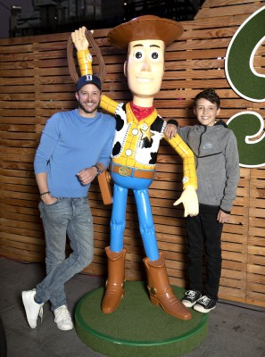 Pixar Putt Sydney launch photo 3