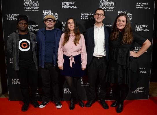 Lexus Australia Short Film Fellowship Gala @ Sydney Film Festival  photo 12