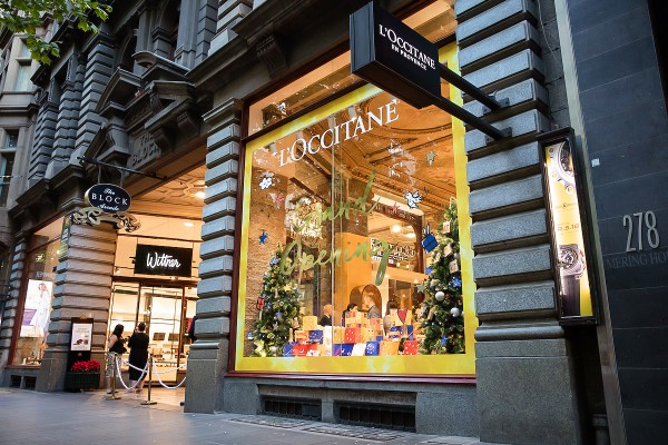 L'Occitane En Provence Collins St Flagship Boutique Opening photo 5
