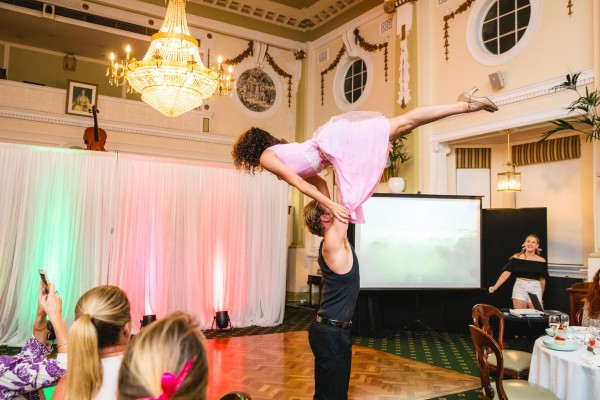 Virginia Tourism Corporation's Interactive Dirty Dancing Dinner photo 6