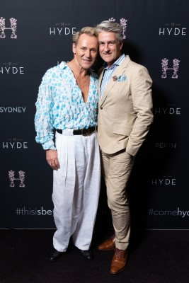 Hyde Hacienda Sydney Bar + Lounge Launch Event photo 1