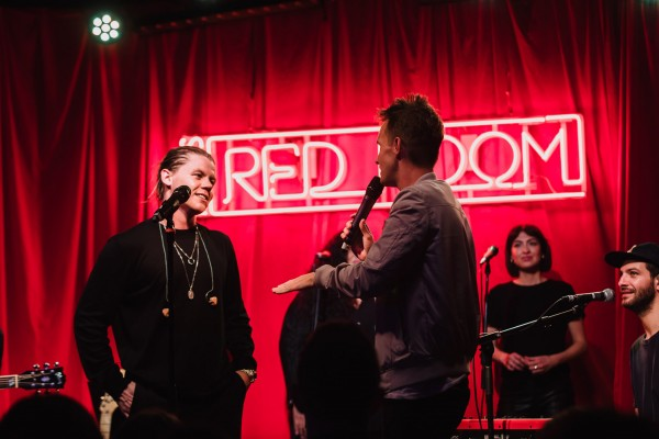 Nova's Red Room with Conrad Sewell photo 4