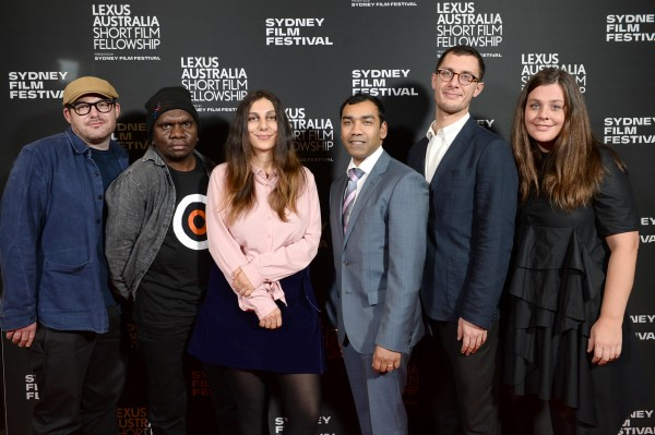 Lexus Australia Short Film Fellowship Gala @ Sydney Film Festival  photo 6
