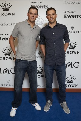 Crown IMG Tennis Party photo 7