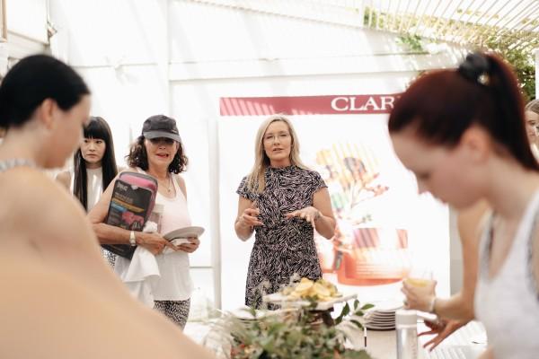 Clairns Extra-Firming Neck & Décolleté́ Launch photo 25