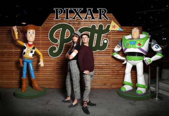 Pixar Putt Sydney launch photo 15