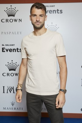 Crown IMG Tennis Party photo 13