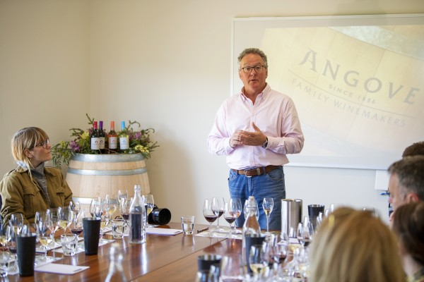 Angove Organic Ground to Glass Experience photo 5