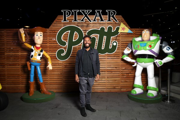 Pixar Putt Sydney launch photo 1