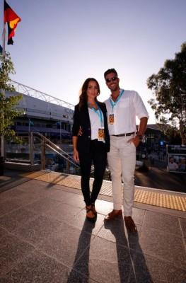 Australian Open Round 4  photo 2