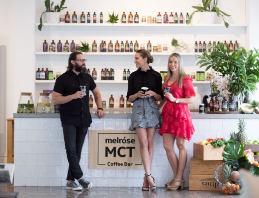 Melrose MCT Launch photo 1